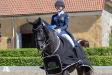 Tre nationer gör upp i Lövsta Future Challenge International Dressage U25
