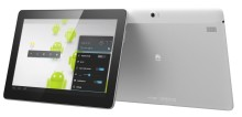 Huawei introducerar världens första 10-tums surfplatta med fyra kärnor - Underhållningsplattan MediaPad 10 FHD är här!