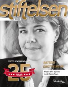 Nytt sommarmagasin ute från Stiftelsen Teknikdalen nu!