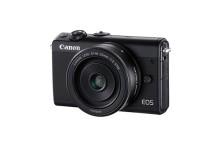 Fånga din story i fantastisk kvalitet med Canons nya kompakta systemkamera – EOS M100