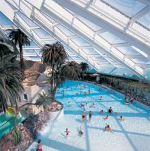 Legoland blir familjeresort och öppnar Skandinaviens största badlandskap