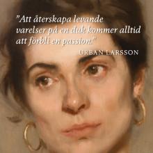 Urban Larsson – Landskap, stilleben och porträtt, 18 februari - 16 april 2017