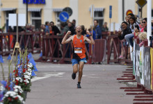 Fritjof Fagerlund och Alexandra Morozova vann Ultravasan 90 2018