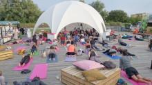 Malmö Yogafestival med yoga för alla