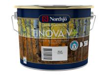 Ny vatteburen lasur från Nordsjö: Patenterat bindemedel och hållbarhet i hela åtta år