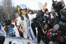 Sébastien Ogier och Volkswagen vann Rally Sweden!