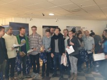 Polarbröd ger utstickande uppdrag till Designhögskolans studenter
