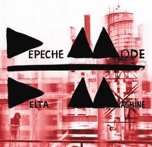 Depeche Mode släpper nya albumet Delta Machine den 25 mars