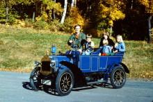 100-årsjubileum och historisk fordonsfest med Dalarnes Automobilklubb