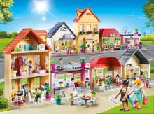 Stadtleben und Agenten-Action:  Weihnachtsfreude mit zwei neuen PLAYMOBIL-Spielthemen