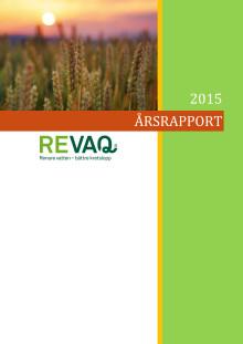 Revaq årsrapport 2015