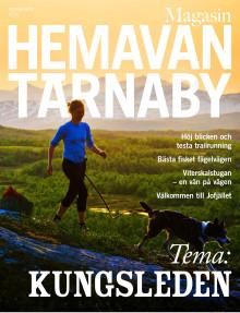 Sommarnumret av Magasin Hemavan Tärnaby är ute nu!