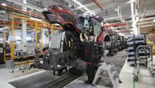 LeaseGreen kehittää Valtran traktoritehtaan energiatehokkuutta