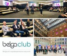 Près de 100 porte-paroles présents lors du 1er afterwork du Belga Club (vidéo)