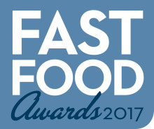 Prisutdelning Fast Food Awards 2017