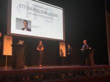Helsingborg är Årets Nybyggarkommun