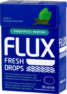 Nyhet! God andedräkt med Flux Fresh Drops