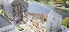 Välkommen till smygvisning inför byggstart av plusenergihus i Norra Djurgårdsstaden