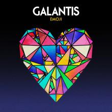 """Galantis släpper singeln """"Emoji"""" med tillhörande musikvideo"""