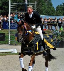 Falsterbo: Patrik Kittel slog svenskt rekord – och OS-stjärnan!