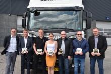 """Scania Danmark hædrer medarbejdere med prisen """"Det Gyldne Rat"""" for 27. gang"""