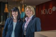 Frauenpower an der Spree: Hoteldirektorin Heike Naumann hat Ruder im Novotel Berlin Mitte übernommen