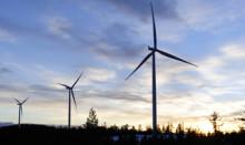 Pressinbjudan: Kom och känn vinddraget i Kyrkbergets vindkraftpark!