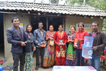 New report calls for support to provide poor communities with access to basic products