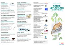 Broschyr om biologiskt mångfald 2016