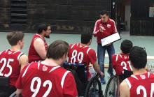 Caligiuri ny förbundskapten för rullstolslandslaget