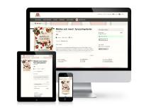 Akademibokhandelns efterlängtade e-handel har öppnat