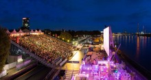 Vier Wochen, 32 Vorstellungen, 40.000 Besucher - alltours Kino zieht positive Bilanz