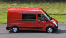 Renault och Opel fortsätter samarbetet gällande Lätta Lastbilar