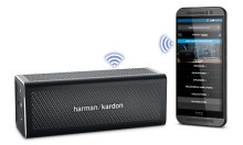 Harman lancerer den trådløse højttaler Harman Kardon One i samarbejde med HTC