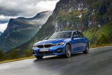 Den nye BMW 3-serie Sedan