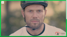 Thor Hushovd debuterer i trehjulssykkelritt