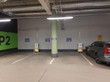 Kauppakeskus Willa tarjoaa sähköautoileville asiakkaille ilmaiset latauspisteet