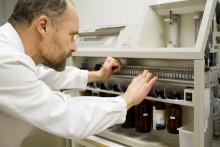 Äggviteämnet bakom Alzheimers sjukdom – för första gången i världen analyserat i dess vätebindningar