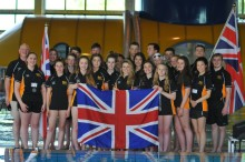 Could you represent Bury in the International Youth Sports Festival?
