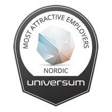 L'Oréal rankad som nr 1 mest attraktiva arbetsgivare i Norden