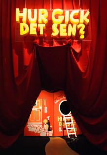 Hur gick det sen? - en jubileumsutställning till Tove Jansson 100 år!
