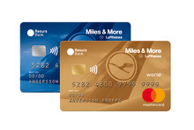 Lufthansas Miles & More och Resurs Bank erbjuder kreditkort i Sverige