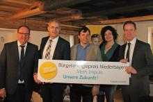 10.000 Euro Preisgeld für niederbayerische Energiehelden