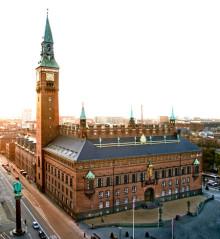 Aptus Elektronik AB säkrar Köpenhamns rådhus