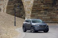 Sikkerhetspris til Hyundai Tucson