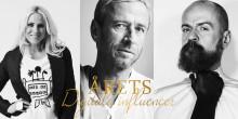 Tre starka profiler till utmärkelsen Årets digitala influencer