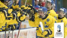 Junior-VM i Umeå och Örnsköldsvik väljer kranmärkt
