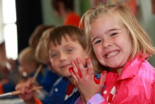 New creative franchise set to inspire the UK with art and crafts clubs for people aged 5 years old to 99 years old.