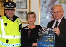 Launch of Safer Streets festive initiative