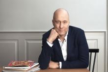 David Eberhard släpper boken Det stora könsexperimentet